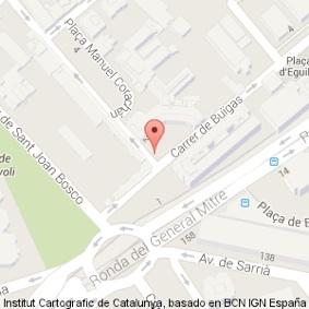 Localización Unidad Tráficos Corachán, Dr Plaza